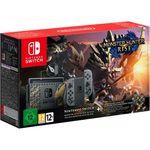 Игровая консоль Nintendo Switch Monster Hunter Rise Edition (Upgraded version)