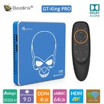 Медиаплеер Android TV Box Beelink GT-King Pro 4/64Гб