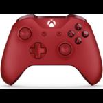 Геймпад Microsoft XBOX One Wireless Controller Red WL3-00028