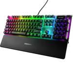 Клавиатура SteelSeries Apex 3 RU Black