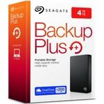 """Накопитель HDD 4000 Gb USB3.0 Seagate Backup Plus Portable STHP4000400, 2,5"""" внешний, черный"""