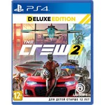 The Crew 2. Deluxe Edition (русская версия) (PS4)