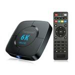 Медиаплеер Android TV Box Transpeed T98 6K 4/64