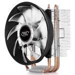 Кулер Deepcool GAMMAXX 300R Soc-1366/1150/1155/1156/775/AM3+/FM1/FM2 4pin 18-21dB Al+Cu 130W 473g клипсы