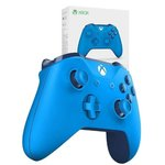 Геймпад Microsoft XBOX One Wireless Controller Blue WL3-00020